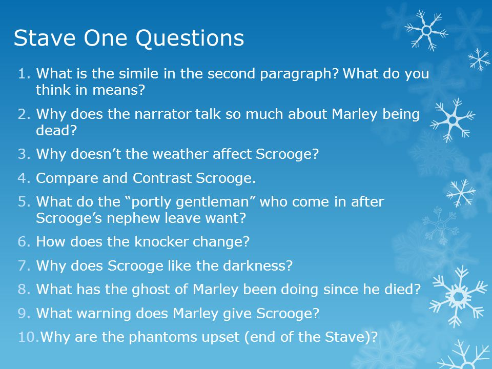 A Christmas Carol Daily Jobs Ppt Video Online Download