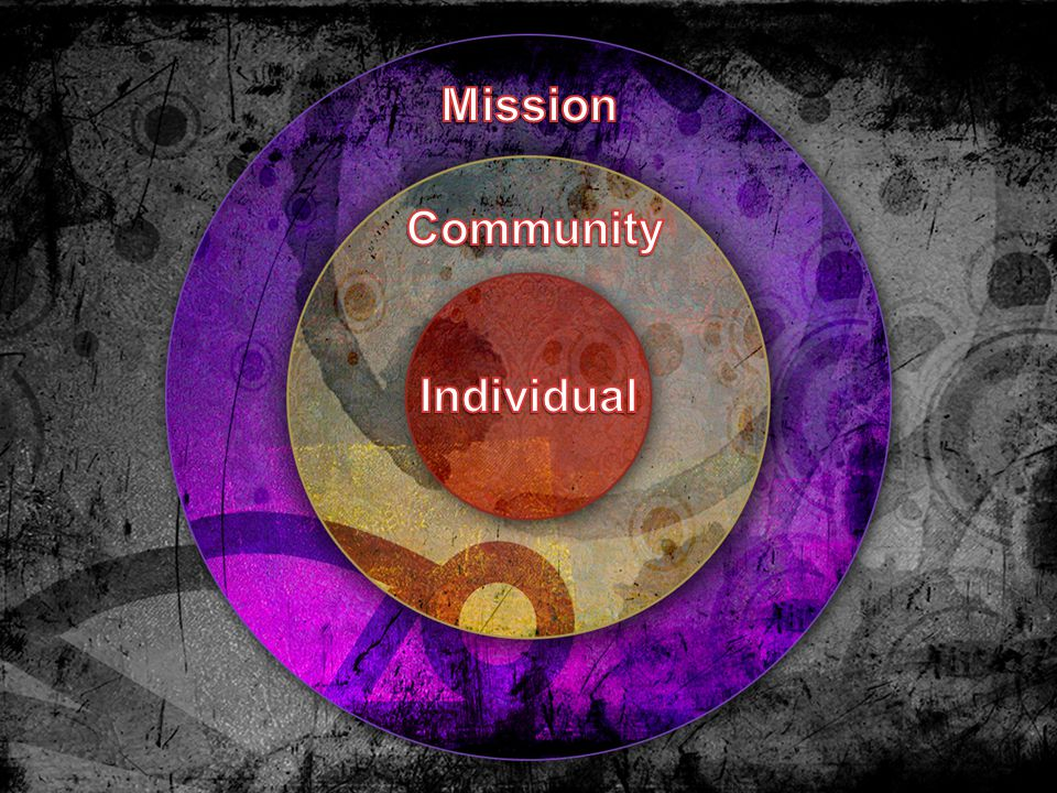 Mission Community Individual
