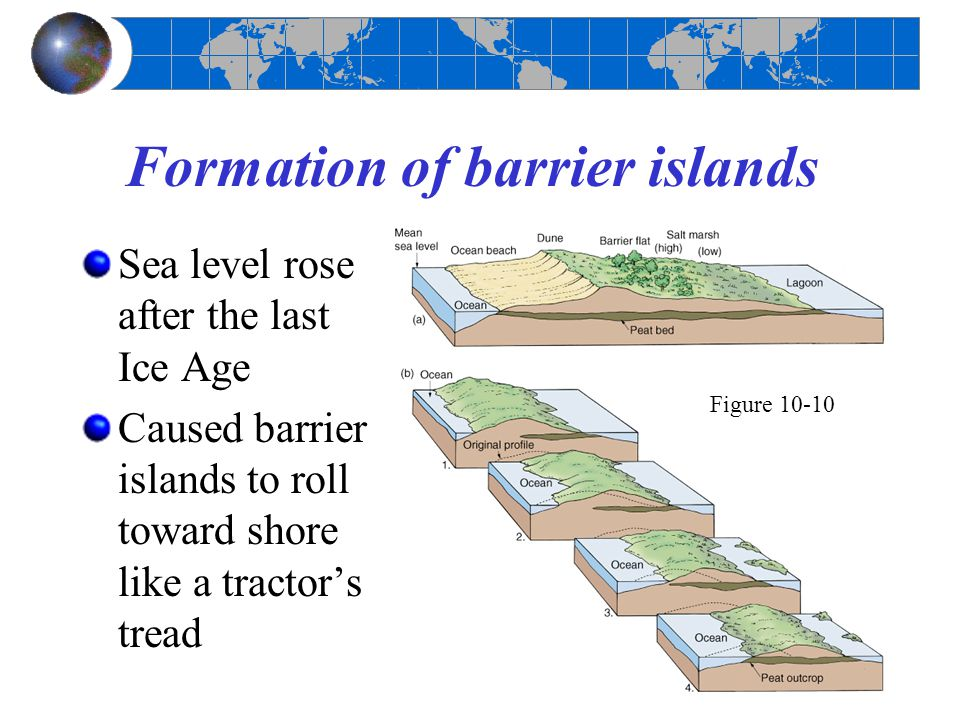 Barrier Beach Formation - Tidal Treasures