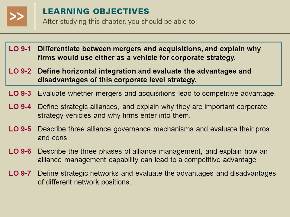 advantages and disadvantages of strategic alliances The competitive advantage of strategic alliances  besides competitive advantages, strategic alliances can have some disadvantages alliances are costly,.