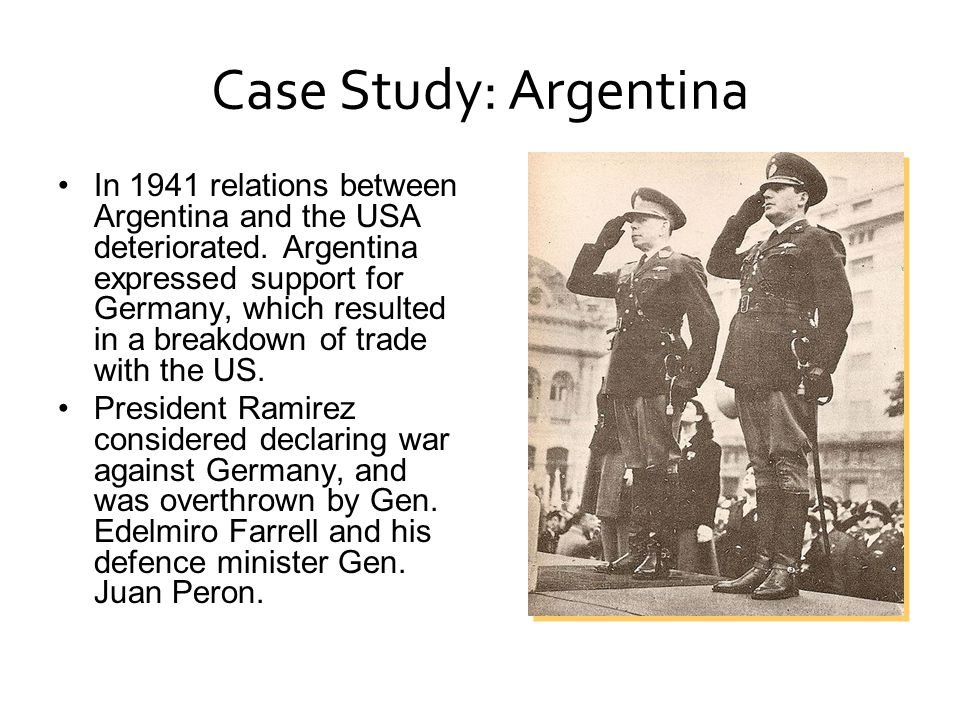 Case Study: Argentina Currency Crisis of 2002