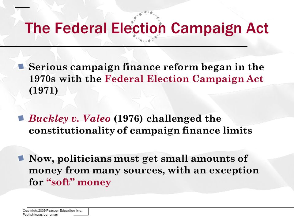 the importance of campaign finance reforms to prohibit power abuse Being rich shouldn't give you any special entitlements to claim power to run things, said david melton, executive director of campaign finance watchdog illinois campaign for political reform .