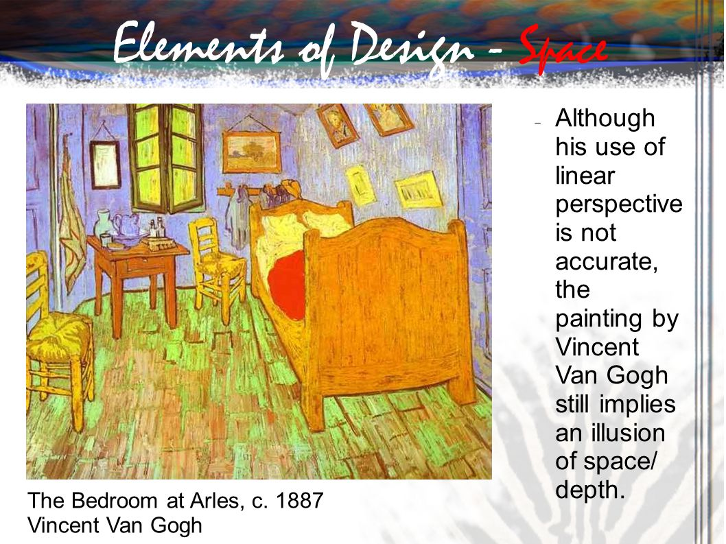 Elements Of Design Space : Ppt download