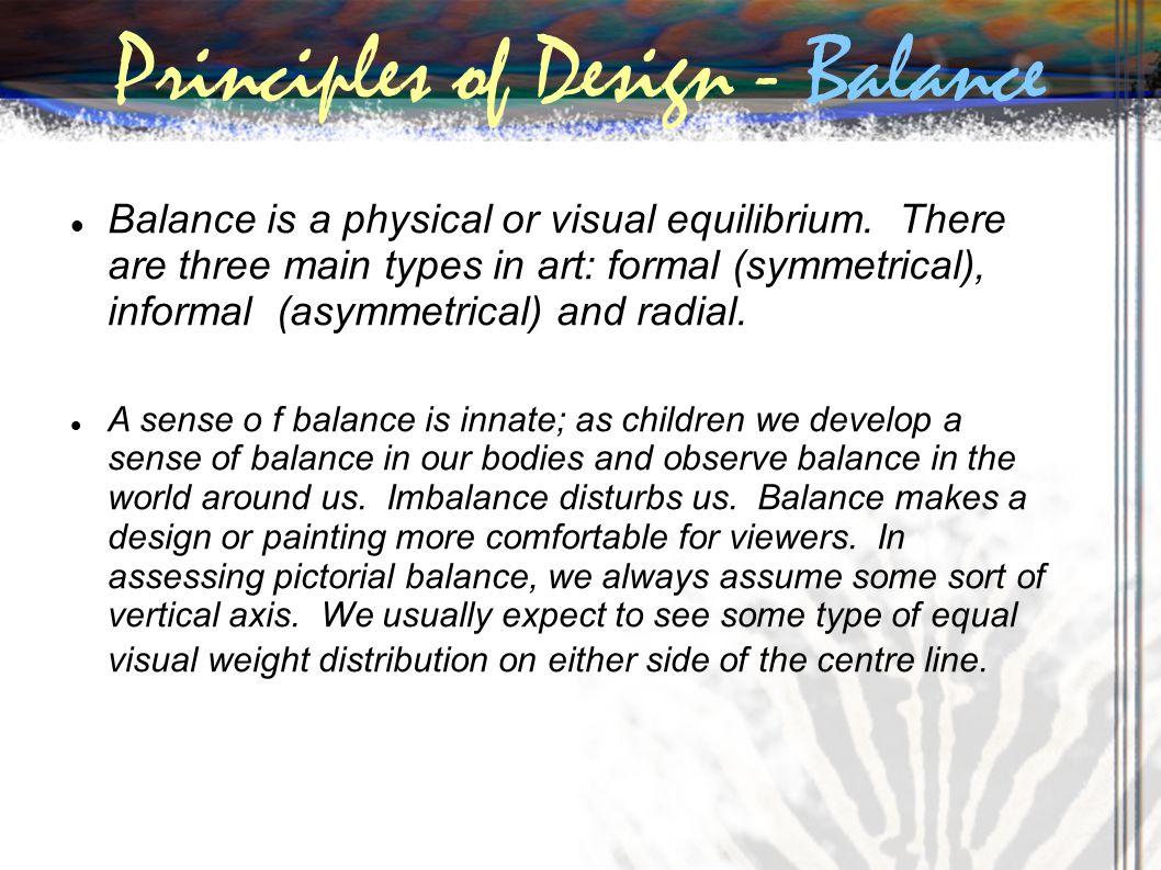 Principles Of Design Balance : Ppt download