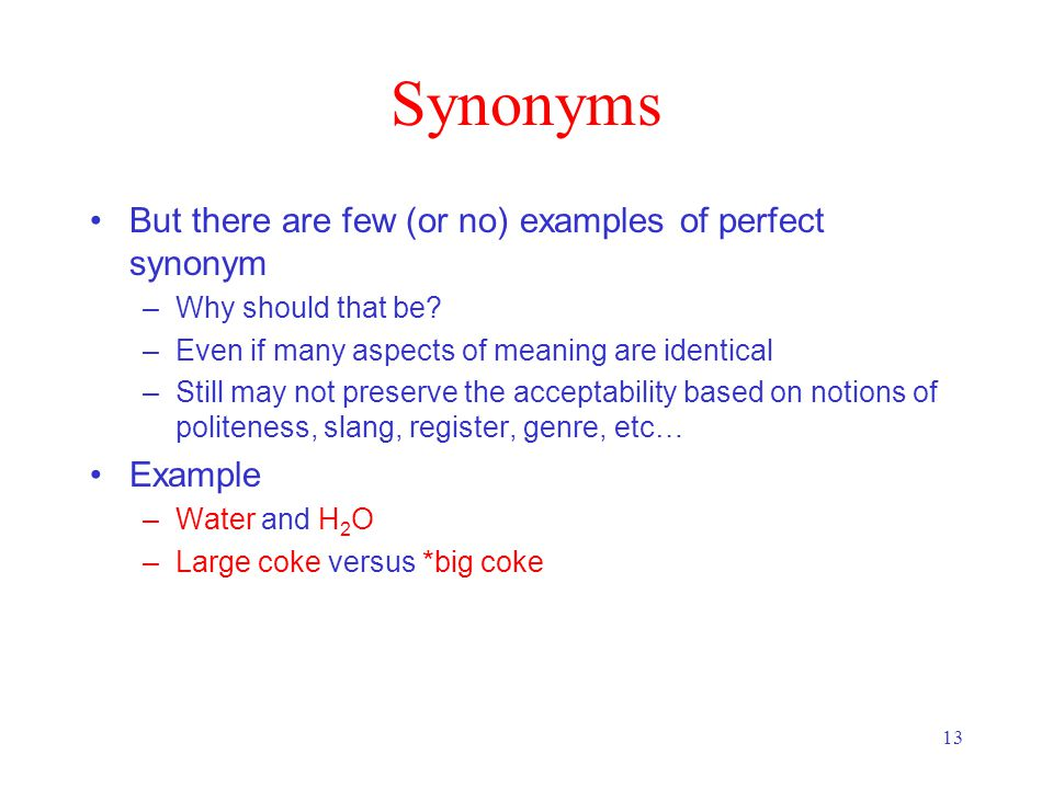 Lexical Semantics Chapter ppt video online download