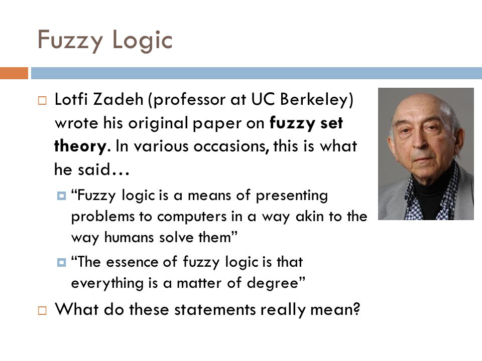 research papers on fuzzy logic applications Contains logic circuits to compute the fuzzy algorithm, memo- ries to store fuzzy rules, and generators or look-up tables for membership functions of the input and output variables.