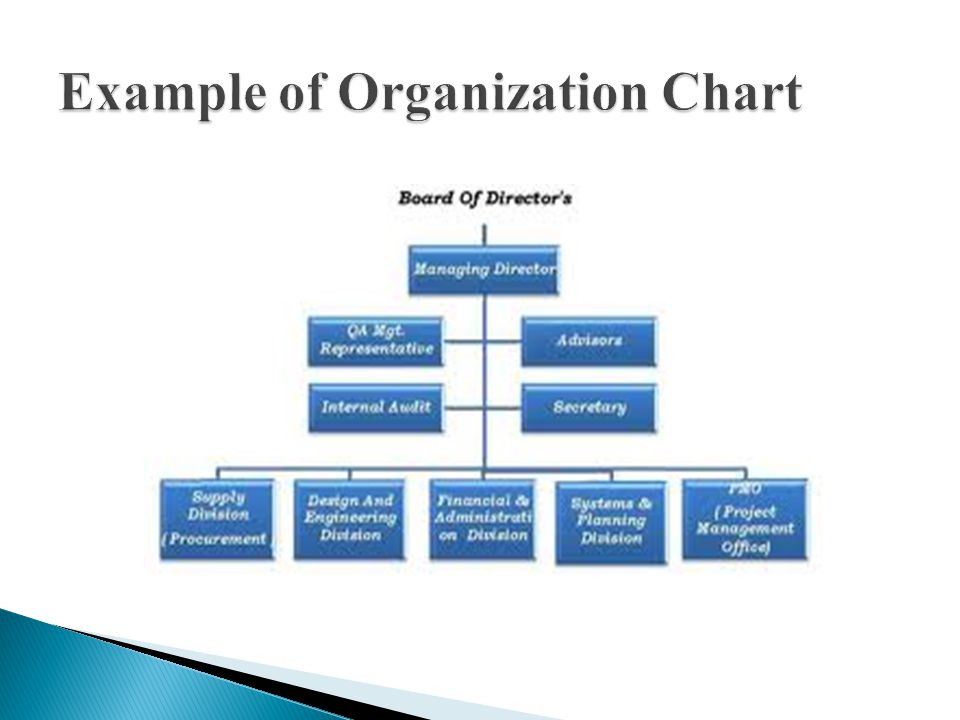How To Organize Chart Examples Basic Corporate Organization Chart