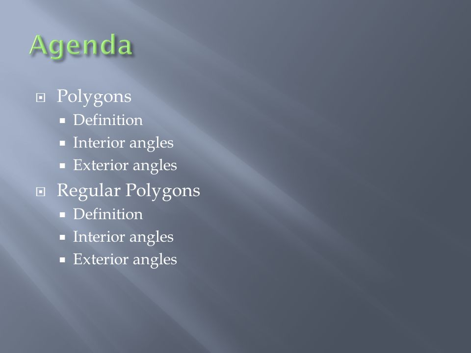 Geometry Day 41 Polygons Ppt Video Online Download