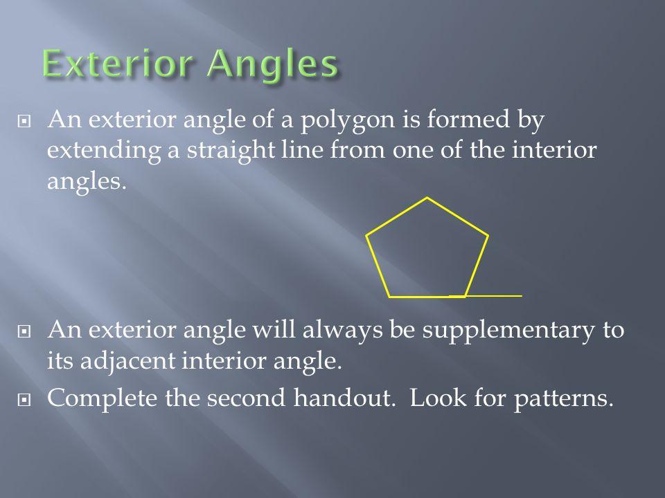 Adjacent interior angles definition