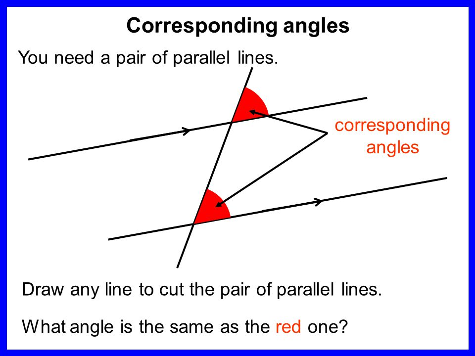 Drawing Parallel Lines With Triangles : The objective of this lesson is ppt download