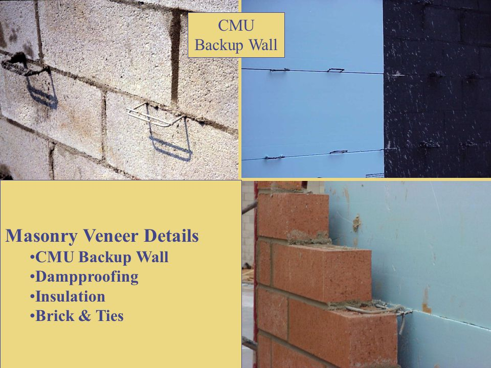 Stone Veneer Details : Chapter cladding with masonry concrete ppt video