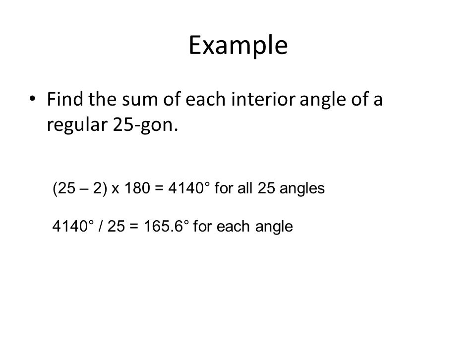 Find The Measure Of Each Exterior Angle Of A Regular Octagon Home Decor