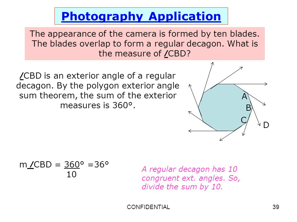 Properties And Attributes Of Polygons Ppt Video Online Download