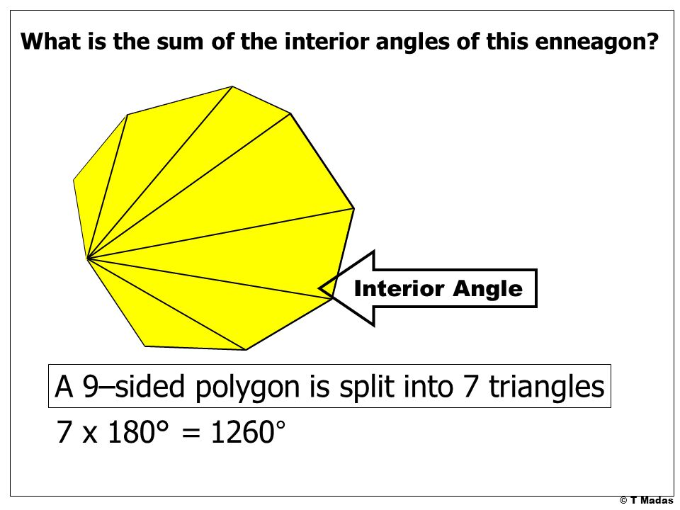 Interior And Exterior Angles Of An Octagon Exterior Angle Property Definition Properties
