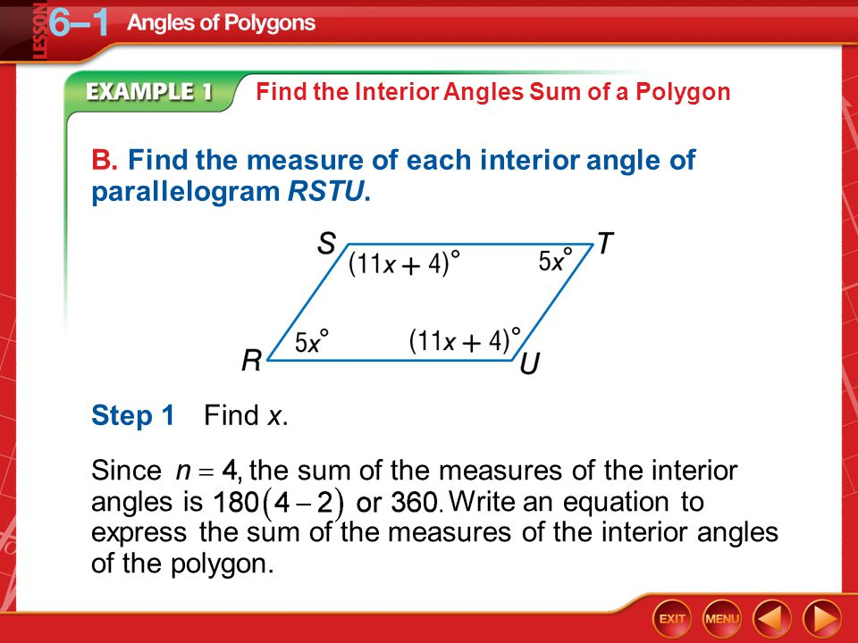how to work out z angles