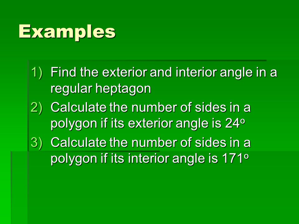 Chapter 24 Polygons Ppt Download