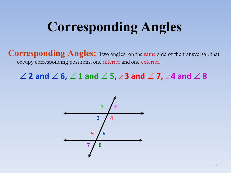 Corresponding Angles Pictures To Pin On Pinterest Pinsdaddy