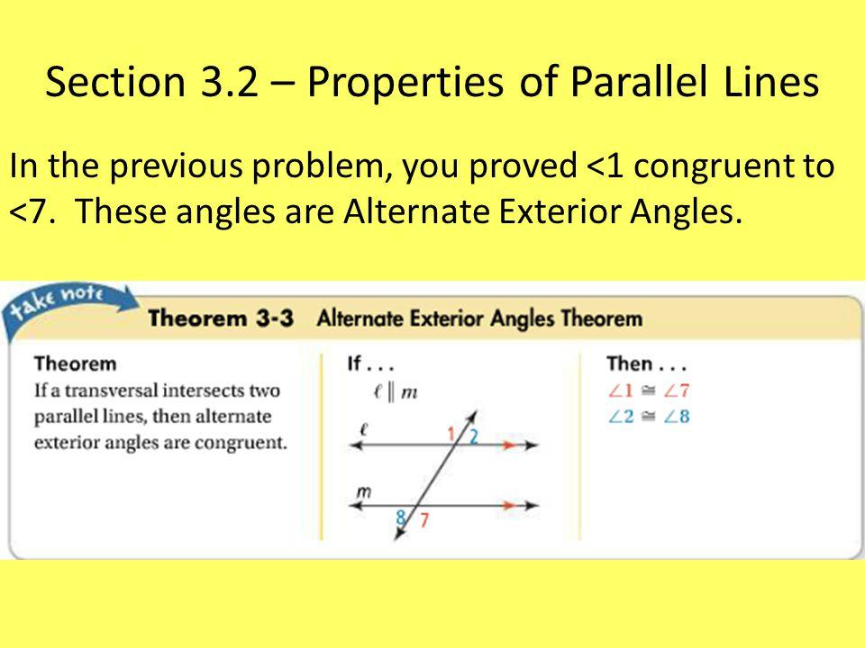 prove exterior angle theorm