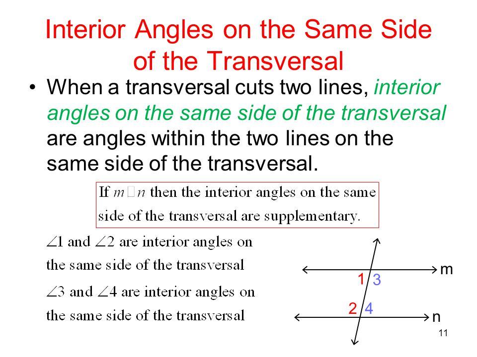 Parallel Lines Ppt Video Online Download