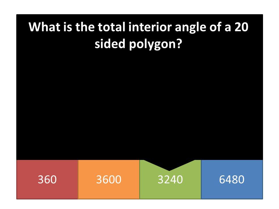 Year 8 geometric reasoning ppt video online download - Total exterior angles of a polygon ...
