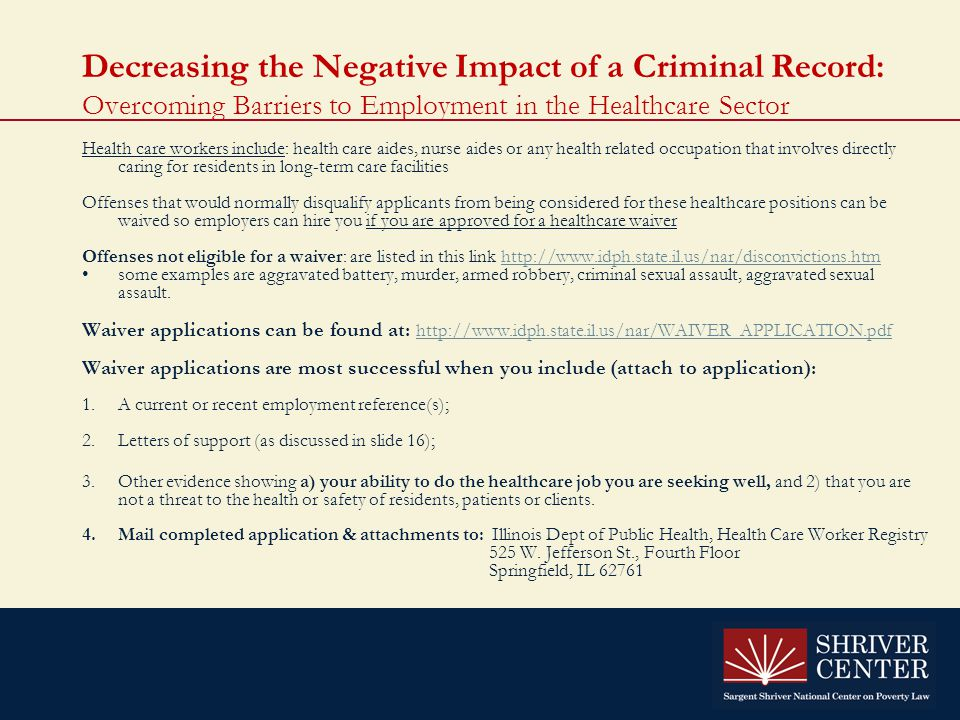 the negative effects of having a criminal record Canadian criminal records, toronto, canada (please see our article on us travel with a criminal record) how criminal records effect employment employers will commonly ask if you have a criminal record as part of their background checks.