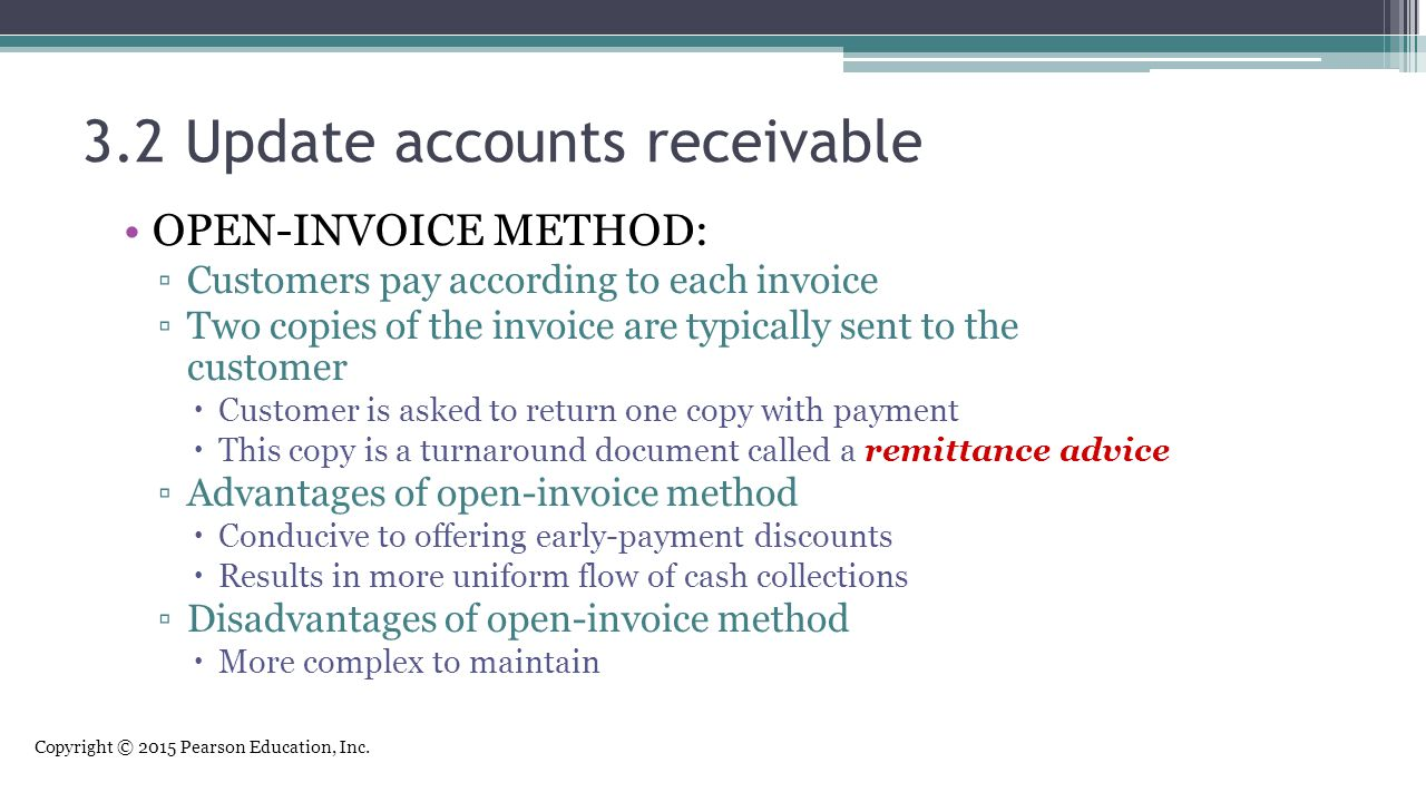Scan Payments in Accounts Receivable
