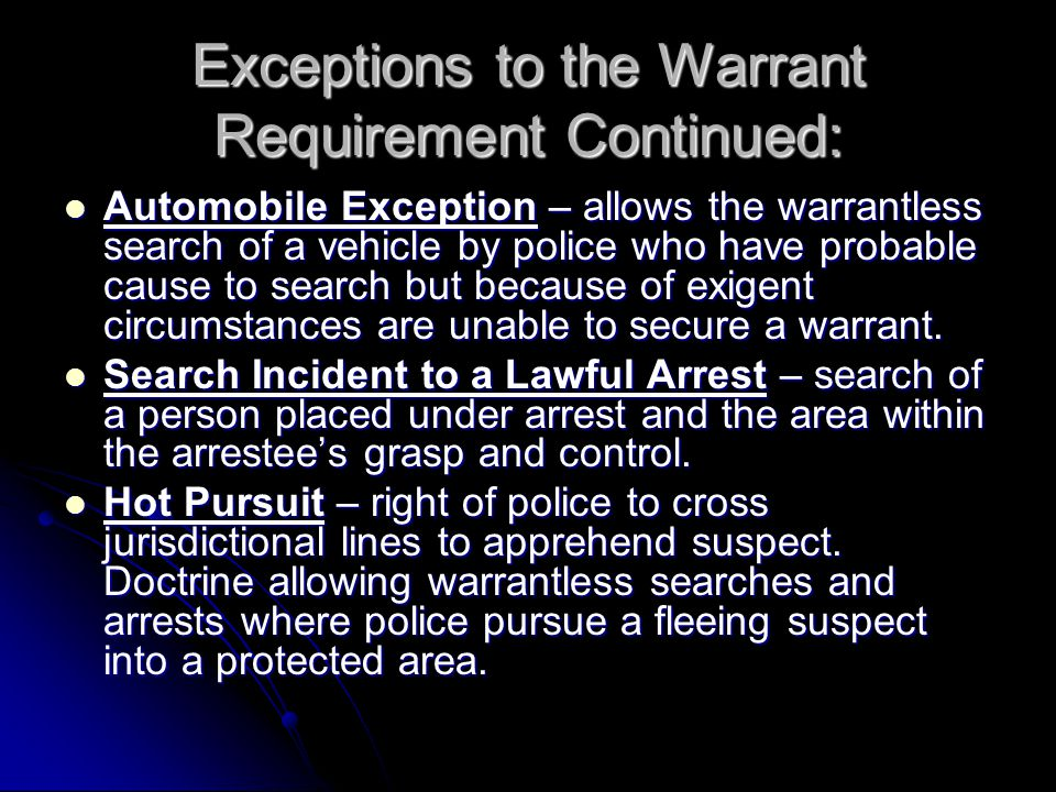 search warrants and proable cause Probable cause justifying a search warrant requires more than a mere accusation  - it must be based on credible information here are excerpts from a discussion.