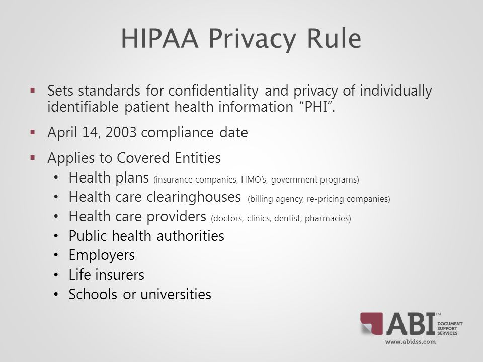 California Discovery Law Amp Records Retrieval Amp Hipaa Ppt