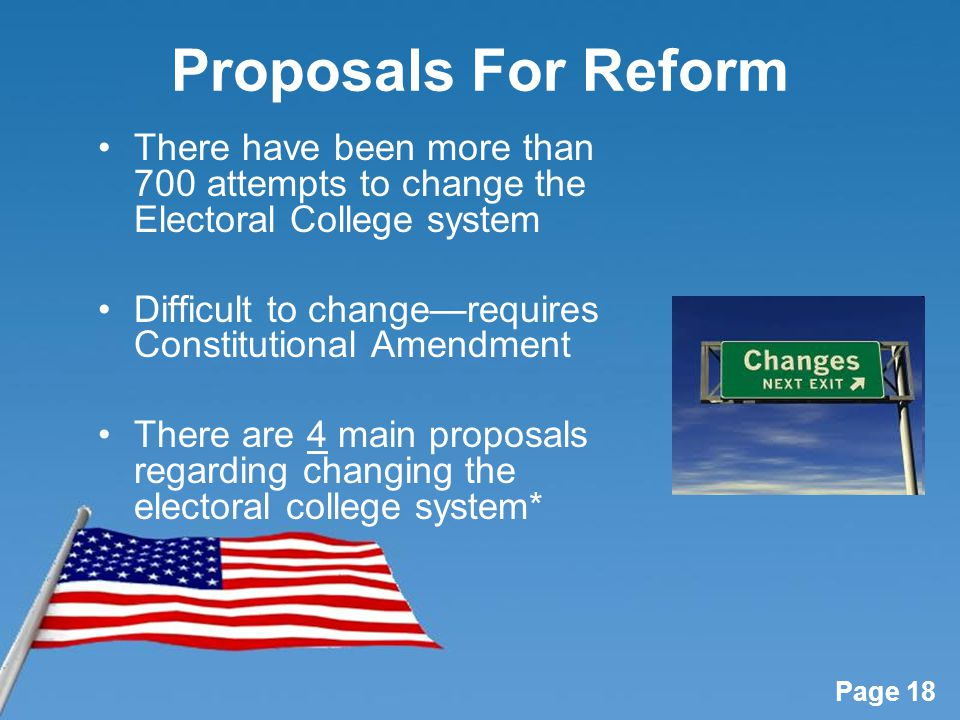 The Electoral College Ppt Video Online Download