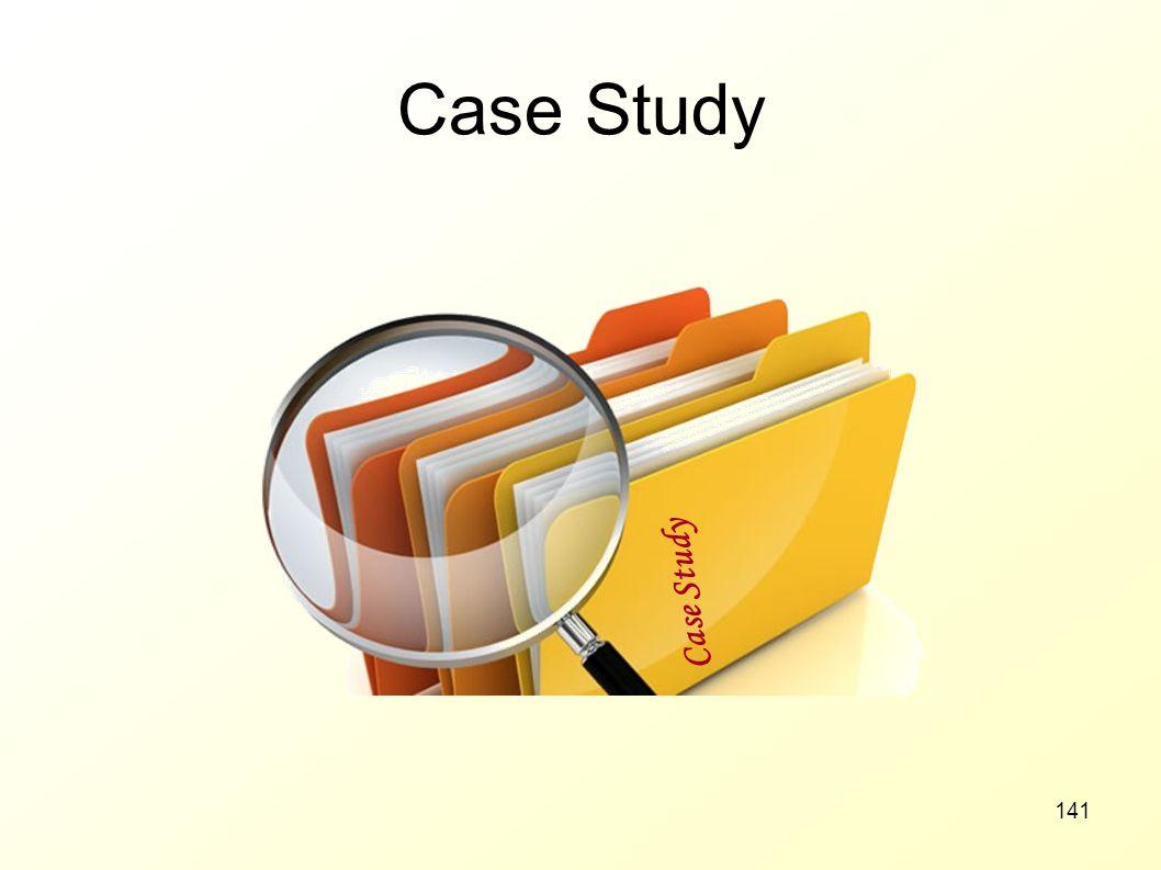 Case Study Case Study 20 MINUTES