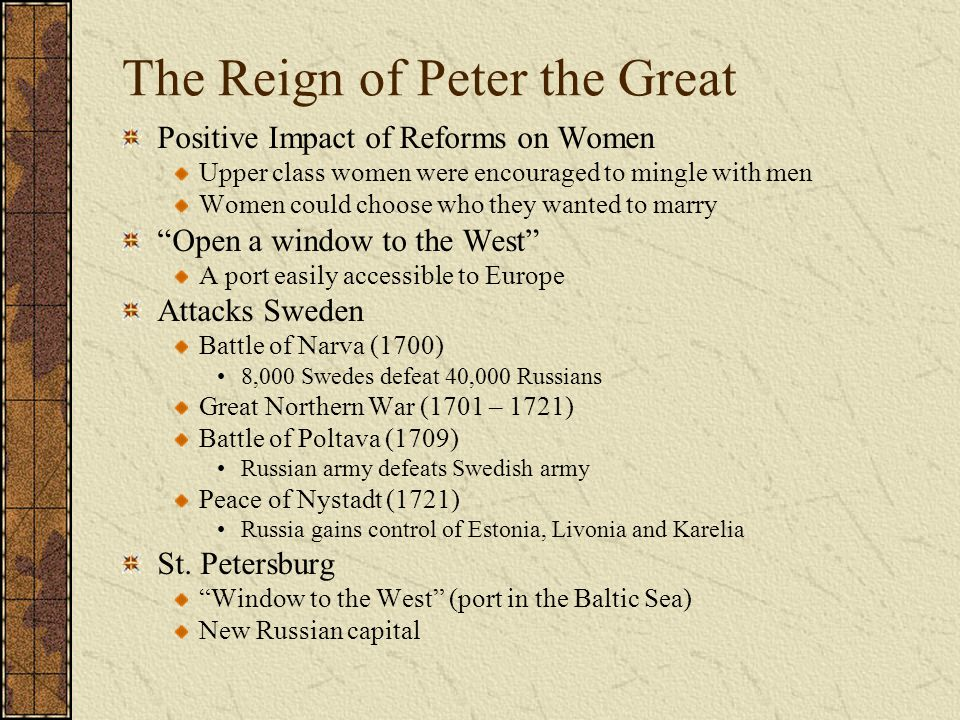 the life and reign of peter the great of russia Noté 00/5 retrouvez a new history of the life and reign of the czar peter the great: emperor of all russia, and father of his country et des millions de livres en.