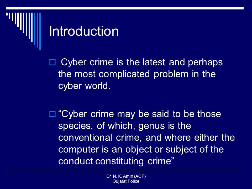 detection of cyber crime Cybercrime degree and certificate program overviews in cybercrime programs, students learn how to detect and prevent online crime with traditional coursework in.