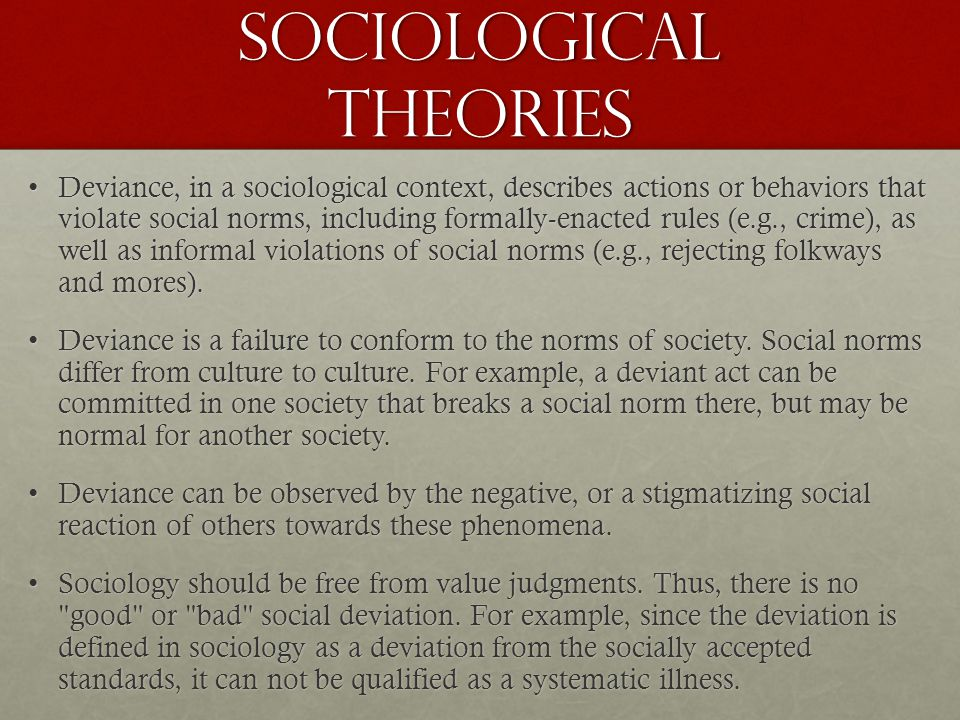 Sociological imagination generalized anxiety disorder