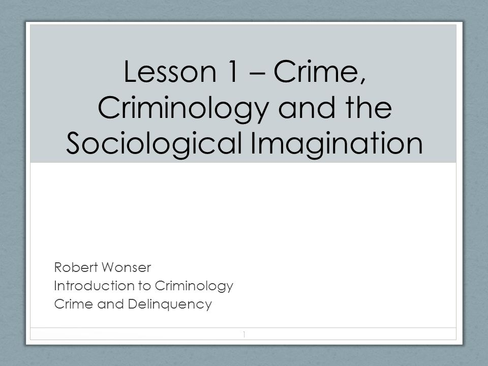 criminology a sociological understanding You can read online criminology a sociological introduction here in pdf,  and social class criminology: a sociological understanding, sixth edition,.