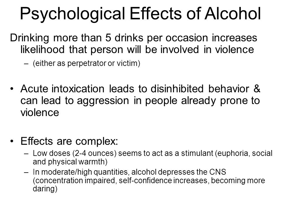 psychological affects of alcoholism This article summarizes the physiological effects of alcohol physiological aode (alcohol and other drug effects) psychological castlemead publications.