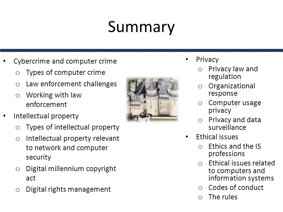Lecture 22 Legal And Ethical Aspects Ppt Download