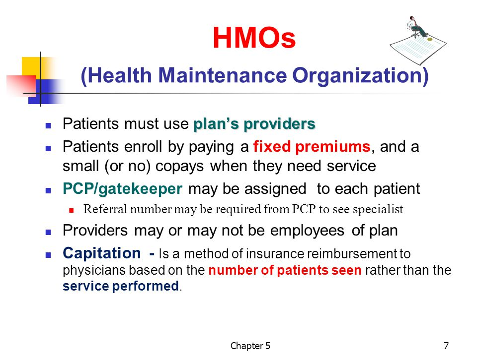 the problems with health maintenance organizations hmos 1 hosp prog 1974 aug55(8):45-50 passim legal issues in contracting with hmos 1 girard rd pip: the health maintenance organization act of 1973 established a 5.
