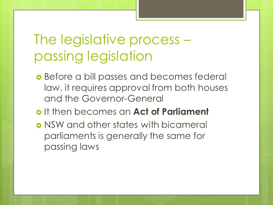 European Union legislative procedure