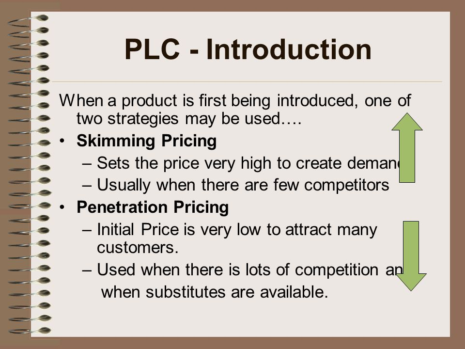 pricing strategies next plc After watching this video, you should understand pricing strategy as it relates to the marketing mix the three types of pricing strategies are.