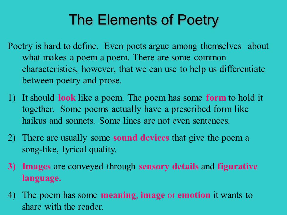 an attempt to define poetry There are two words that are particularly difficult to define in the english language 'poetry  in an attempt to define  between poetry and the blues.