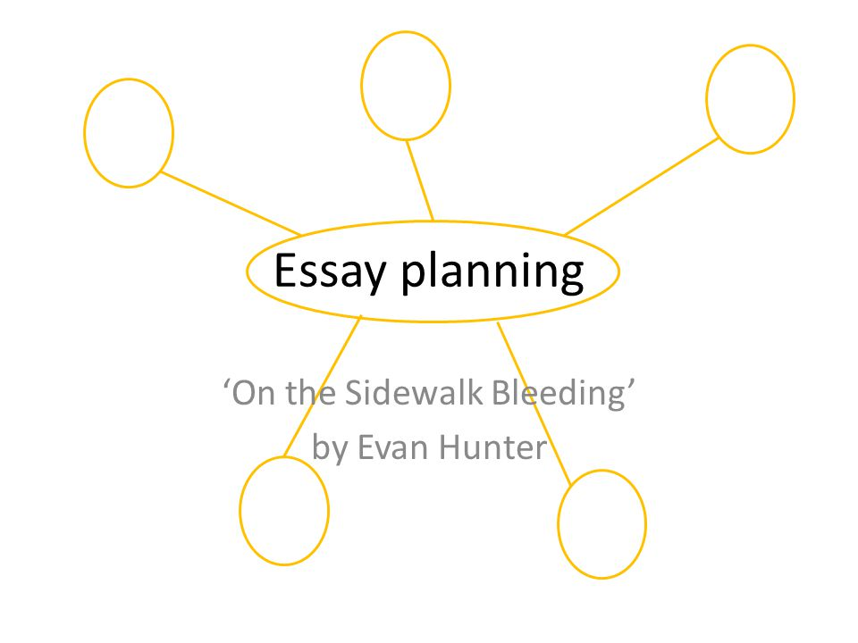 on the sidewalk bleeding 2 essay Read this essay on on the sidewalk bleeding come browse our large digital warehouse of free sample essays get the knowledge you need in order to pass.