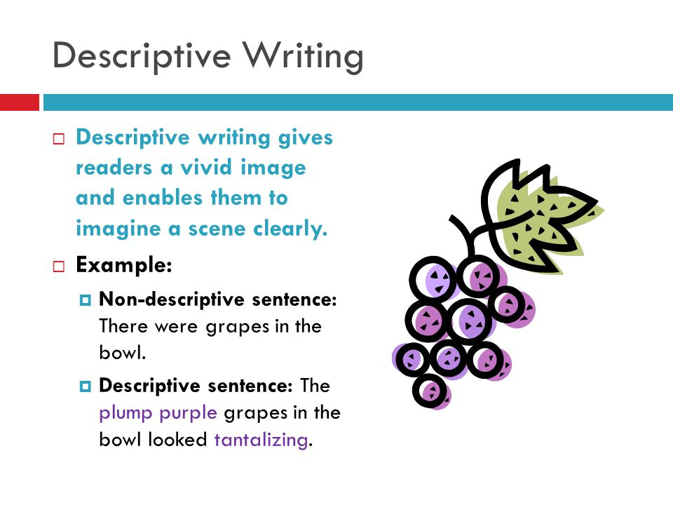 descriptive essay vivid words What is a descriptive essay answers, writing tips, and 100 examples of topics.