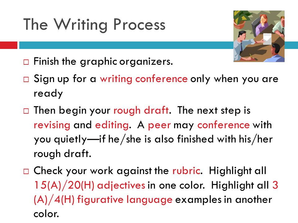 descriptive writing edited Take your instruction on descriptive writing to the next level with the help of a studycom video lesson and a fun in-class activity suggestions.