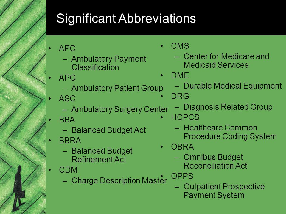 Ambulatory Payment Classifications Apcs Ppt Video Online