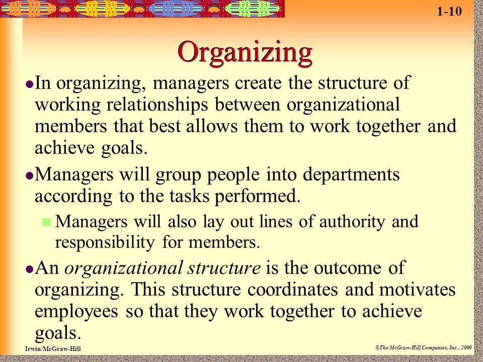 1-10 Organizing.