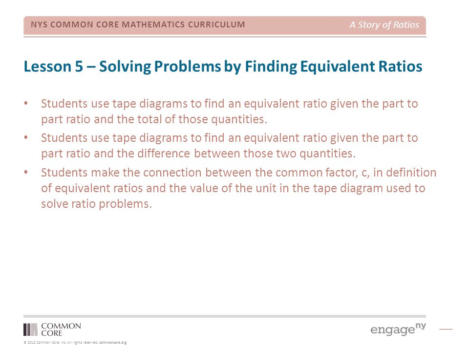 math worksheet : a story of ratios module 1 focus  grade 6  ppt download : Finding Equivalent Ratios