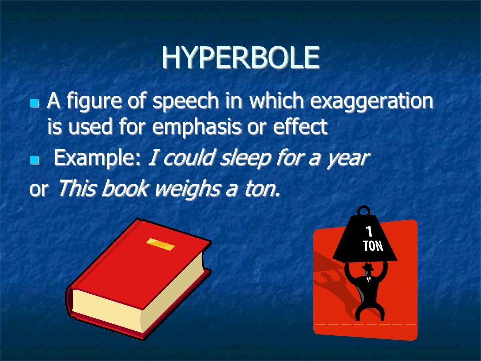 Figurative Language Simile Metaphor Hyperbole Personification