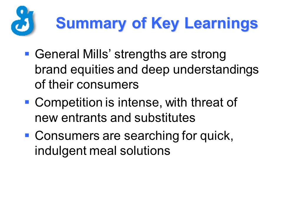 general mills analysis Financial statement analysis - general mills 1 financial statement  analysis 2 introduction general mills (nyse: gis) is an.
