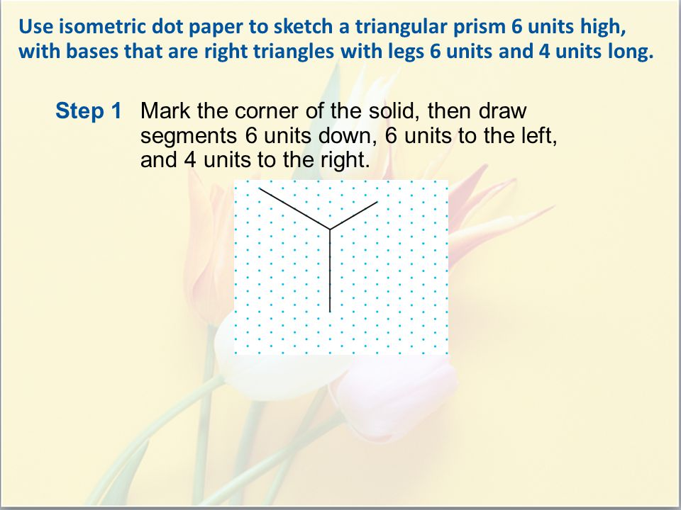 12-1 Representations Of Three-Dimensional Figures - Ppt Download