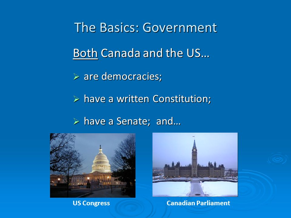 The Basics: Government